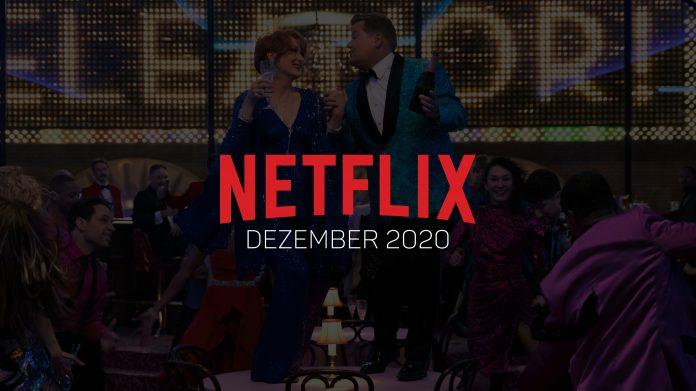 Netflix Dezember Neuerscheinungen