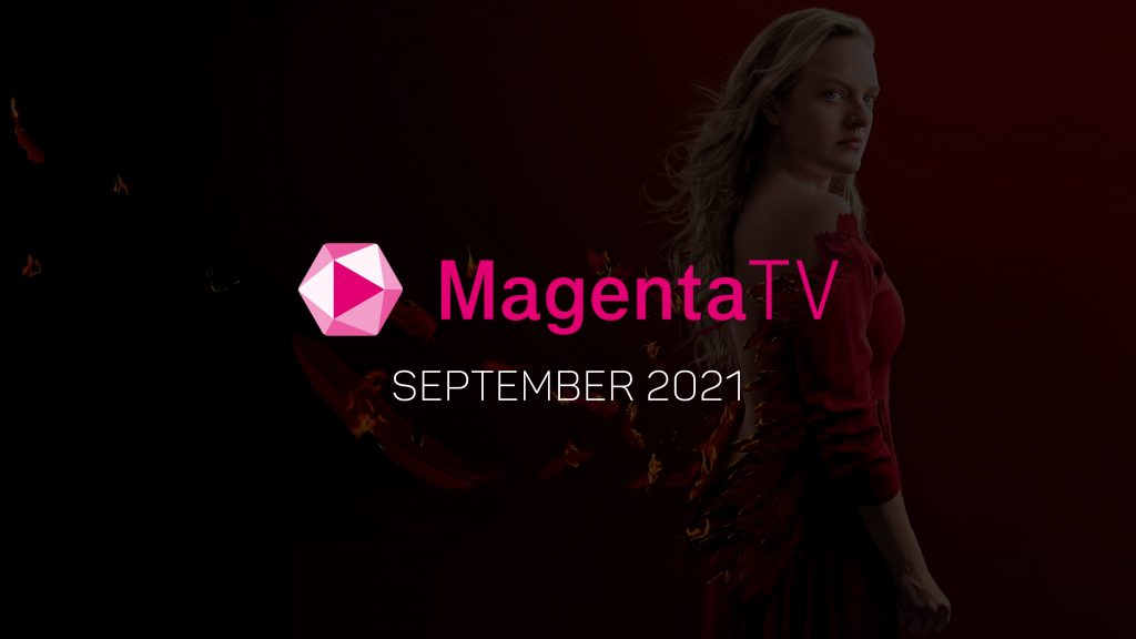Neu bei Magenta TV (September 2021) Alle Serien & Filme im Überblick