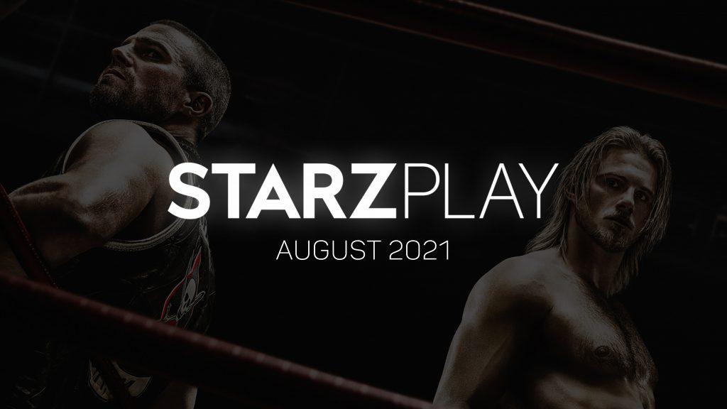 Neu bei STARZPLAY (August 2021) Alle Serien & Filme im Überblick