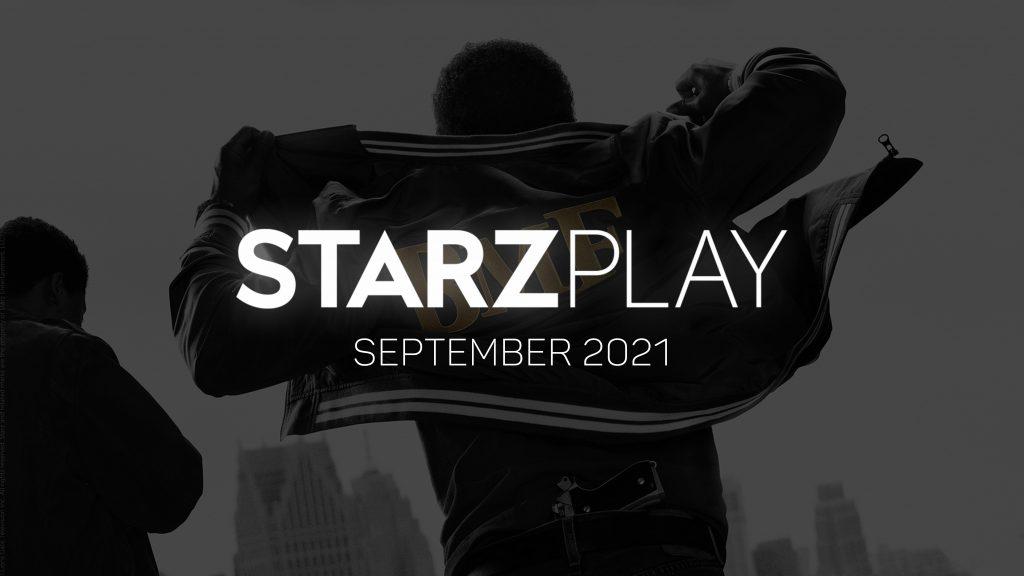 Neu bei STARZPLAY (September 2021) Alle Serien & Filme im Überblick