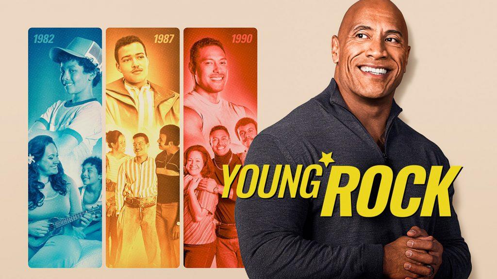 """Sky zeigt die 1. Staffel von """"Young Rock"""" im Oktober"""