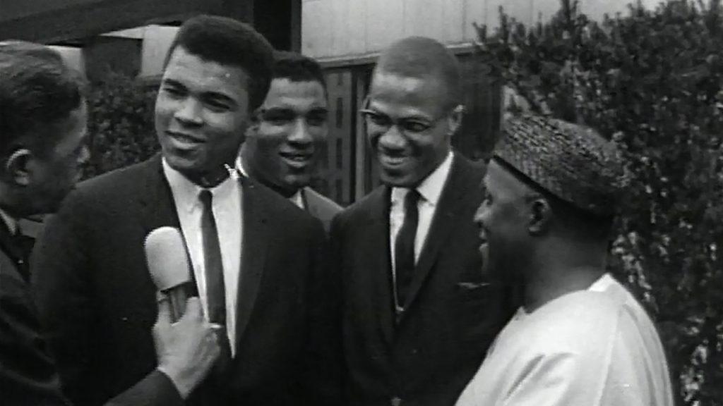 """Offizieller Trailer zum neuen Netflix-Film """"Blutsbrüder: Malcolm X und Muhammad Ali"""""""