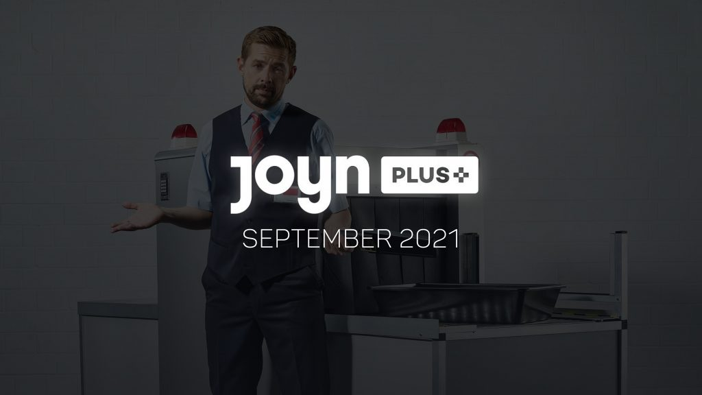 Neu bei Joyn (September 2021) Alle Serien & Filme im Überblick